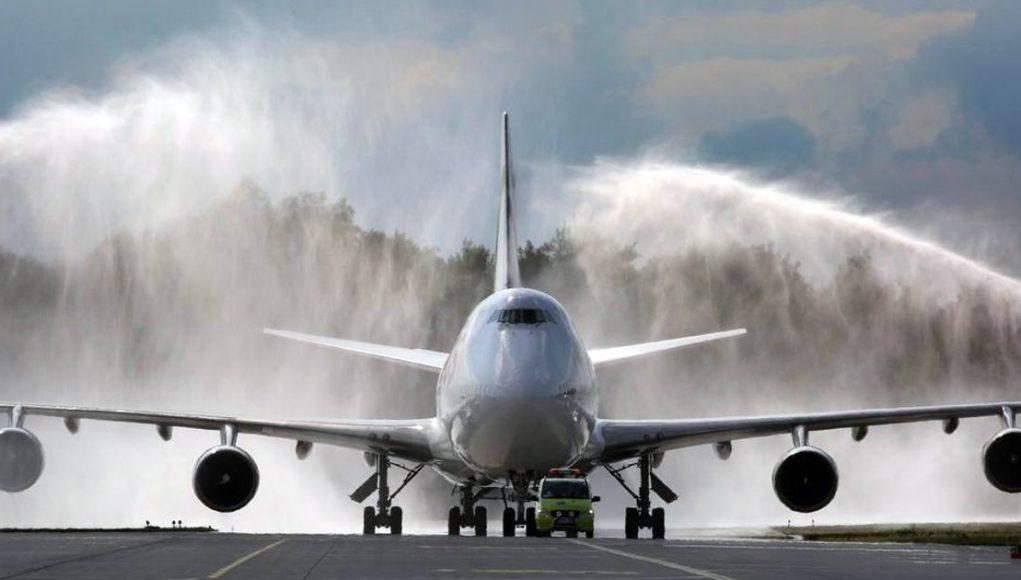 Jumbo Jet 747