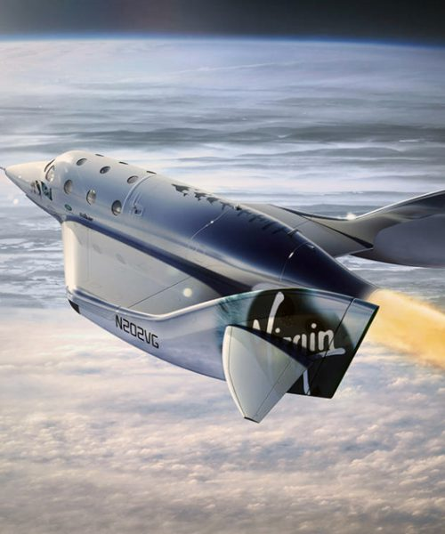 Virgin Galactic : la société dévoile son nouveau vaisseau spatial !