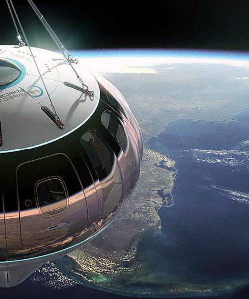 Les voyages privés dans l'espace vont bientôt être possibles !
