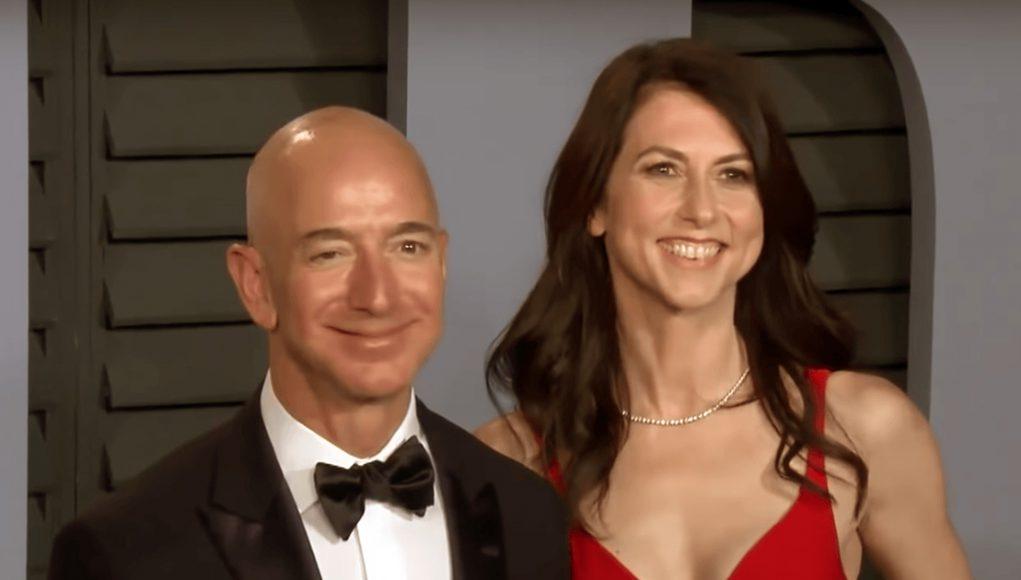 Ex-femme de Bezos