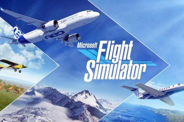 Flight Simulator 2020 de Microsoft vient de prendre ses ailes !