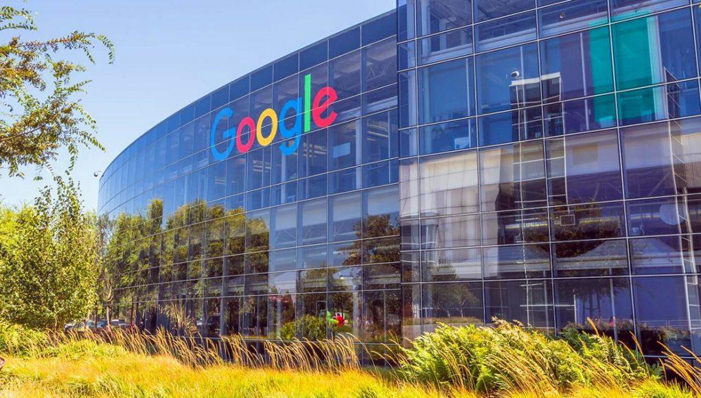 Google télétravail