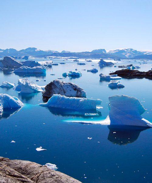 La fonte de la calotte glaciaire du Groenland s'annonce irréversible