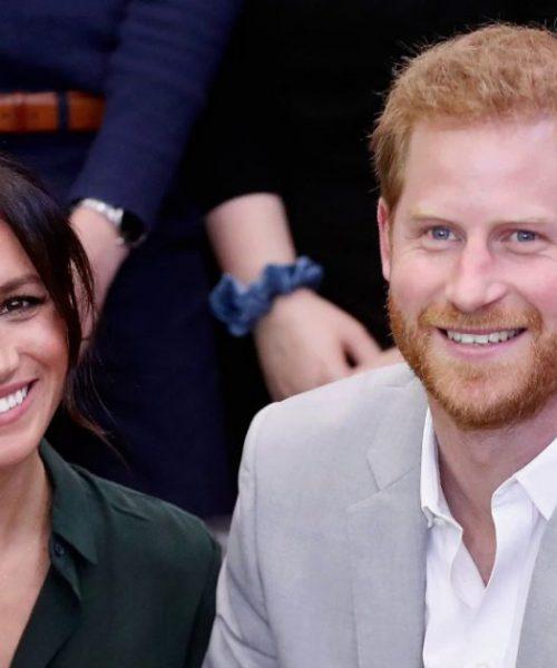 Le Prince Harry et Meghan Markle sont installés dans leur nouvelle maison !