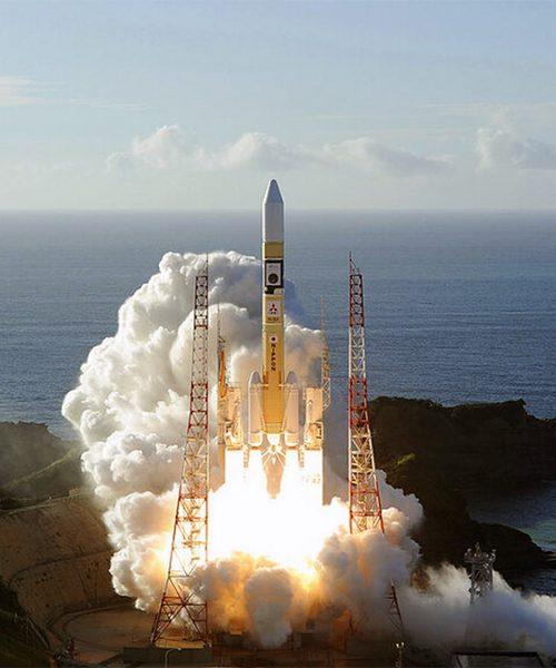 Les Chinois viennent de lancer une sonde en direction de la planète Mars !