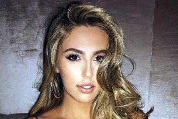 Sophia Stallone : la fille de l'acteur Sylvester Stallone fait craquer les internautes !
