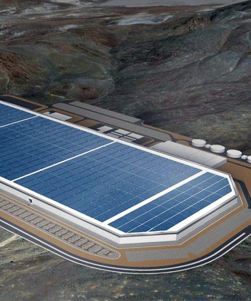 Tesla : un projet top secret en préparation à la Gigafactory du Nevada !