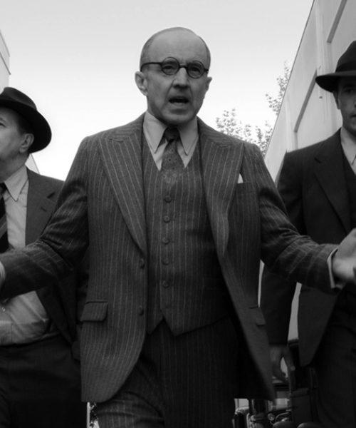 Mank : Les premières images teaser du film de David Fincher dévoilée par Netflix