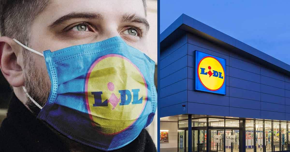 Lidl masque