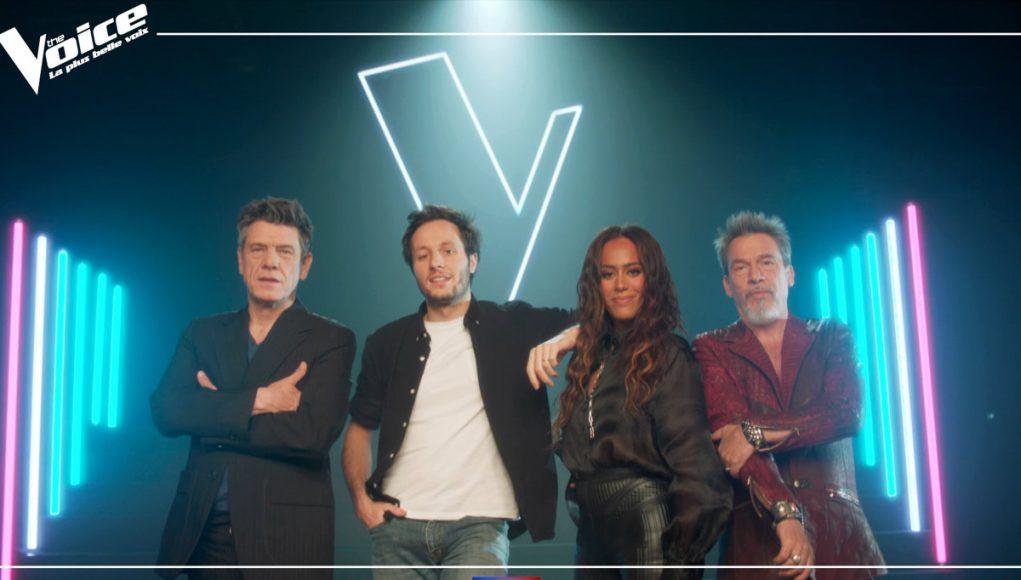 coachs The Voice 2021