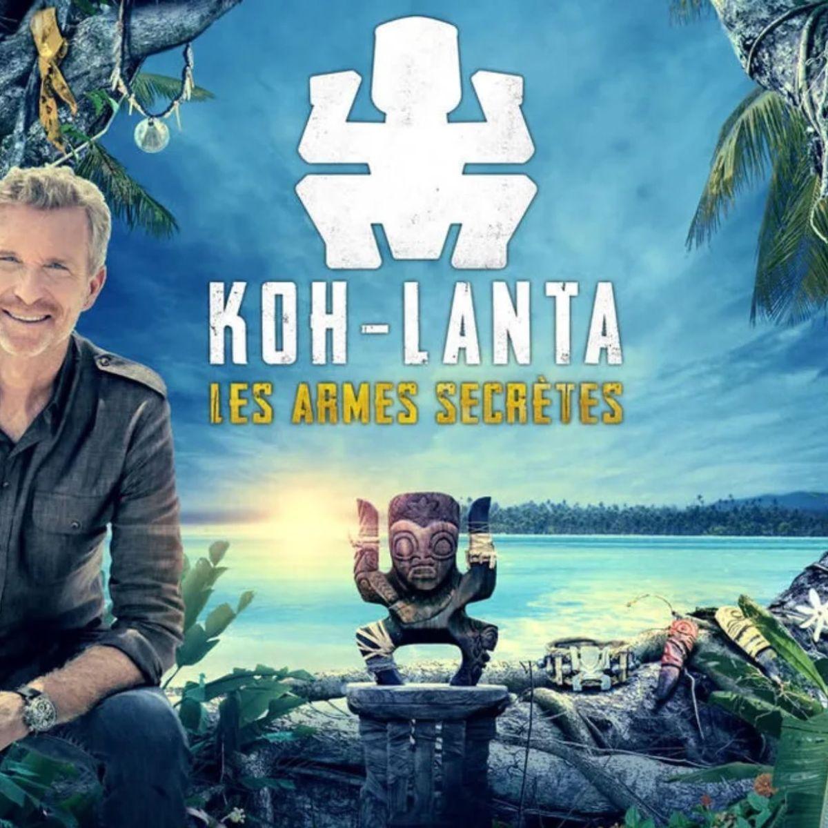 date de diffusion Koh Lanta 2021 - Les armes secrètes