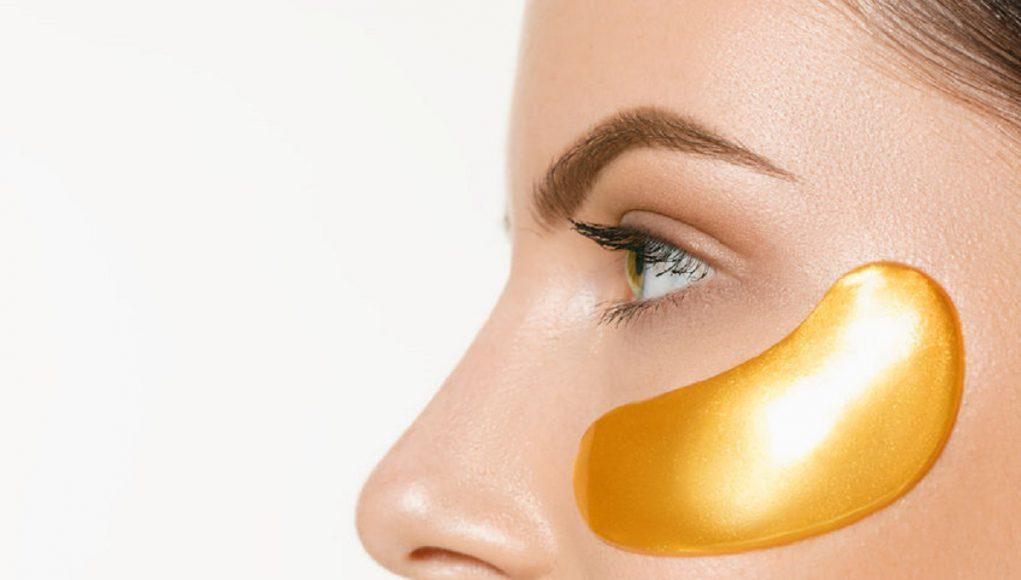 masque beauté à base d'or