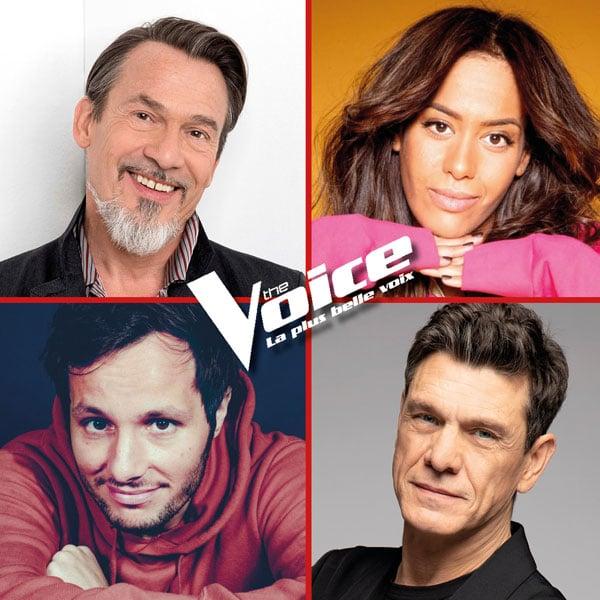 jury de The Voice 2021