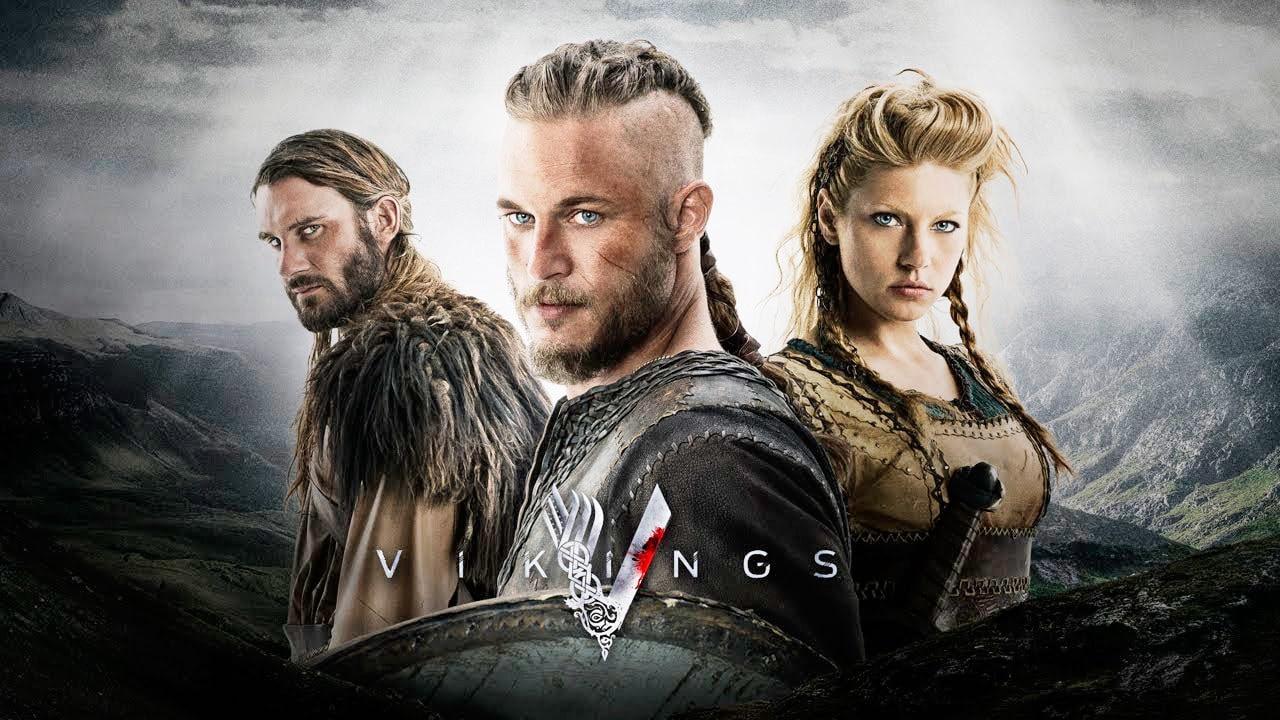 Vikings série Netflix