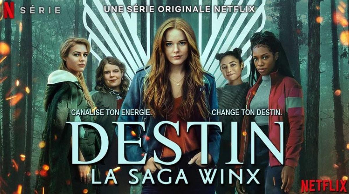 Destin - La Saga Winx