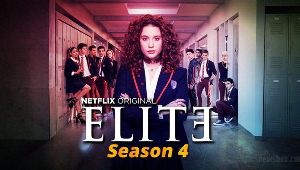 Élite saison 4 annonce Netflix