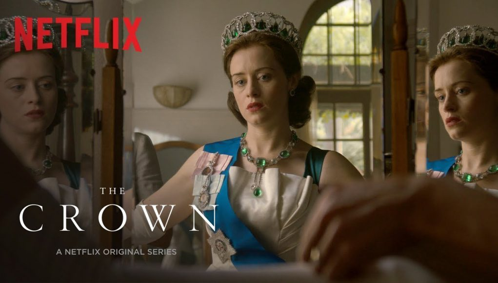 The Crown saison 5