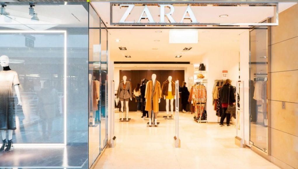 Zara robe à moins de 20 euros