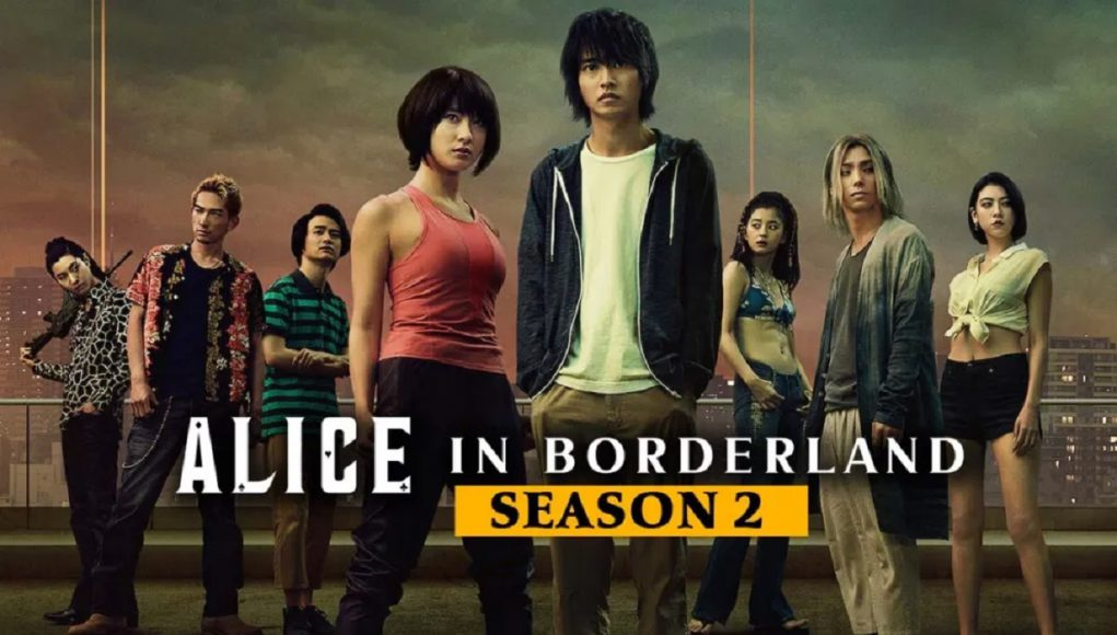 Alice in Borderland saison 2