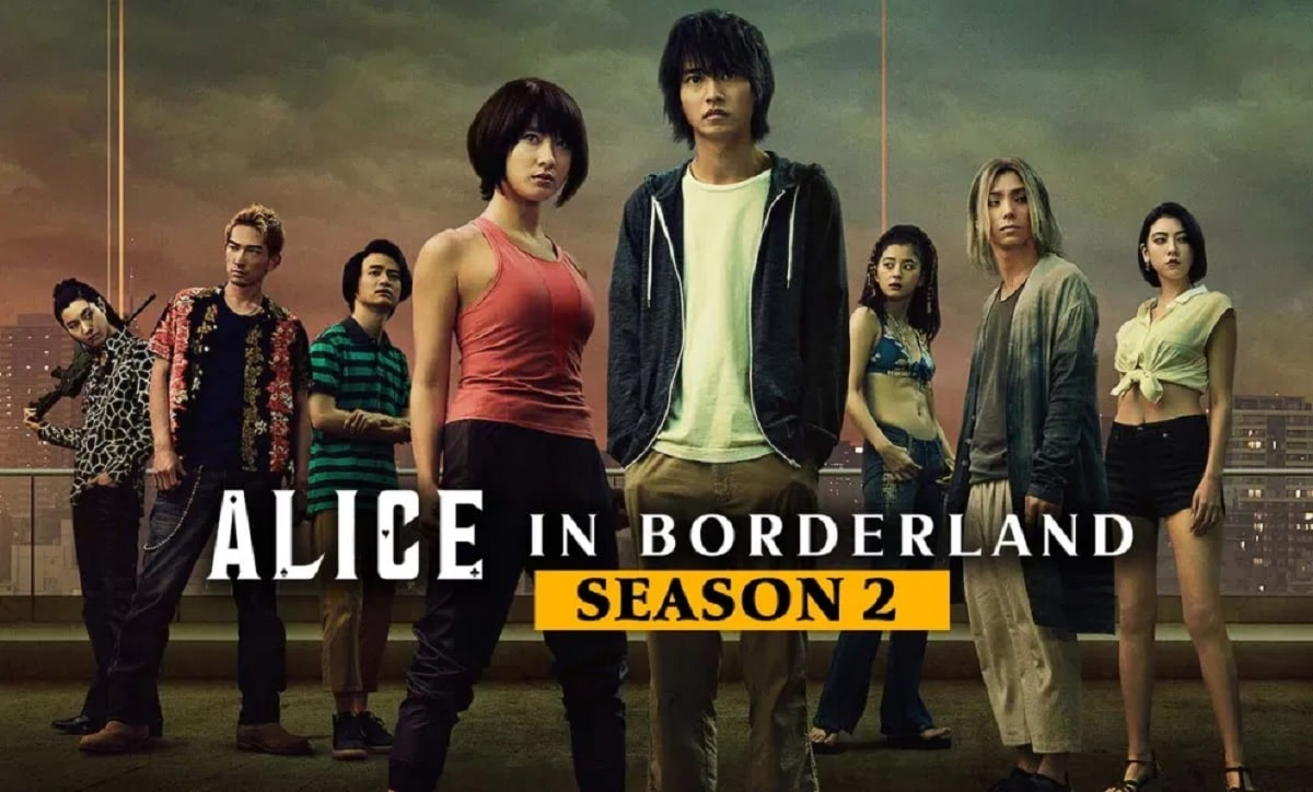 Alice in Borderland saison 2