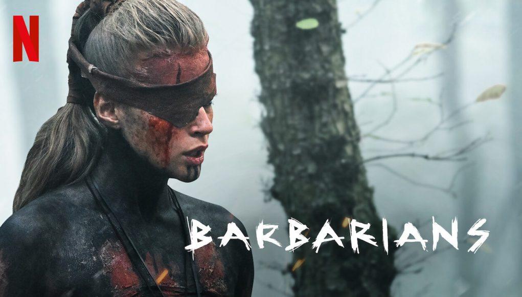 Barbares saison 2 date de sortie