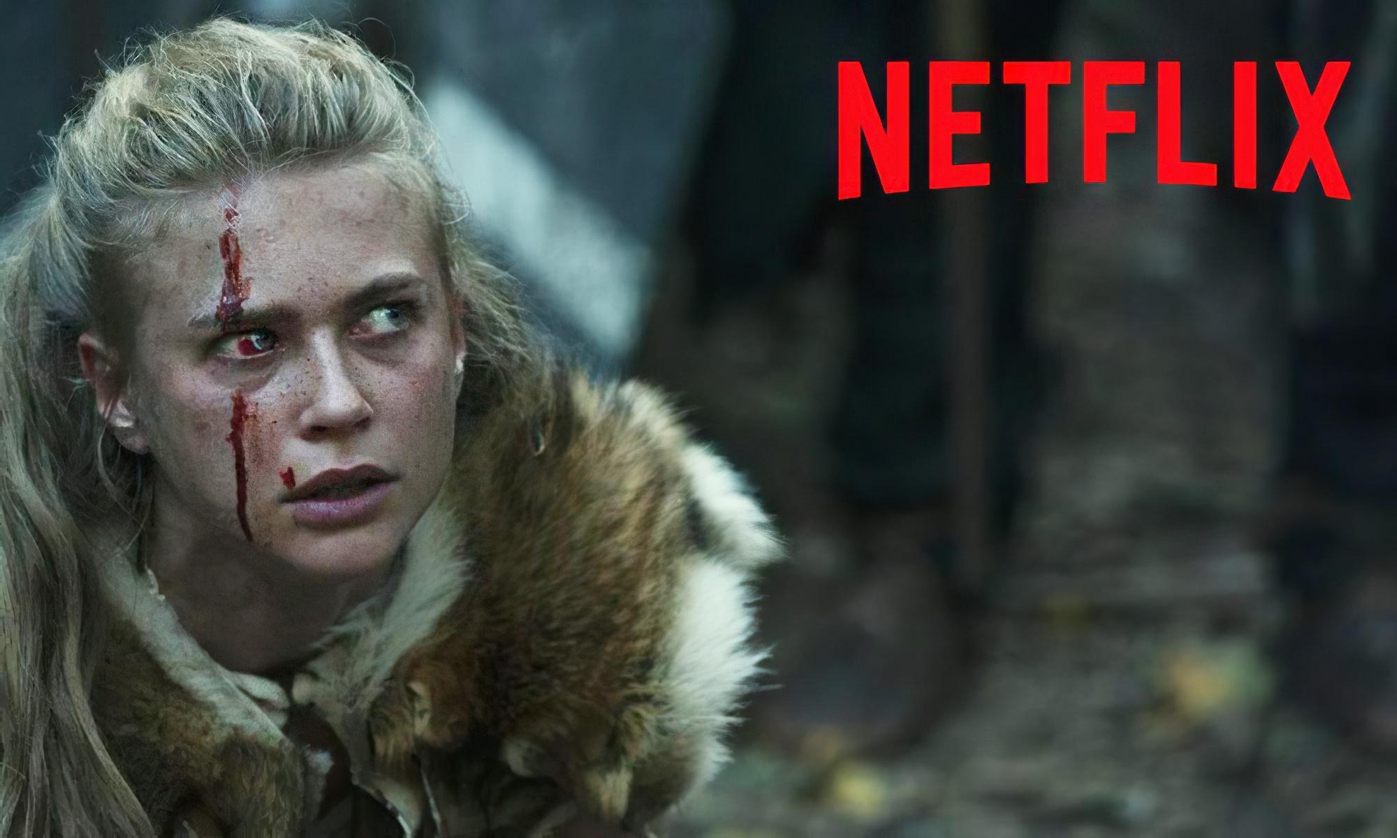 Barbares série Netflix