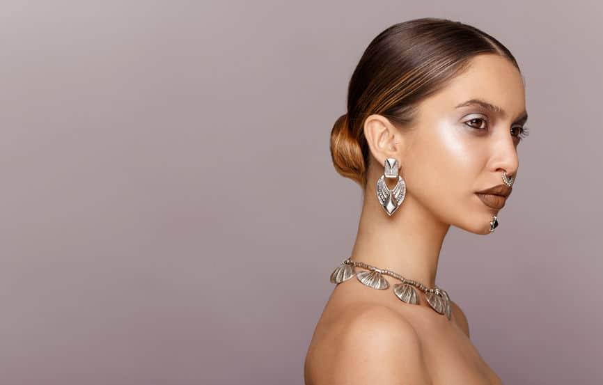 gros bijoux tendance mode 2021