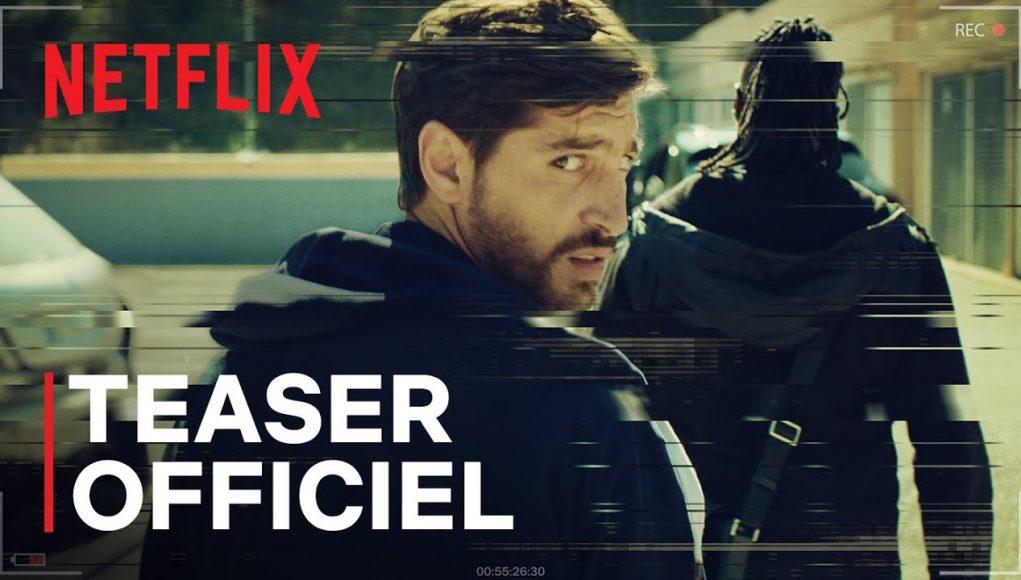 date de sortir série Caïd sur Netflix
