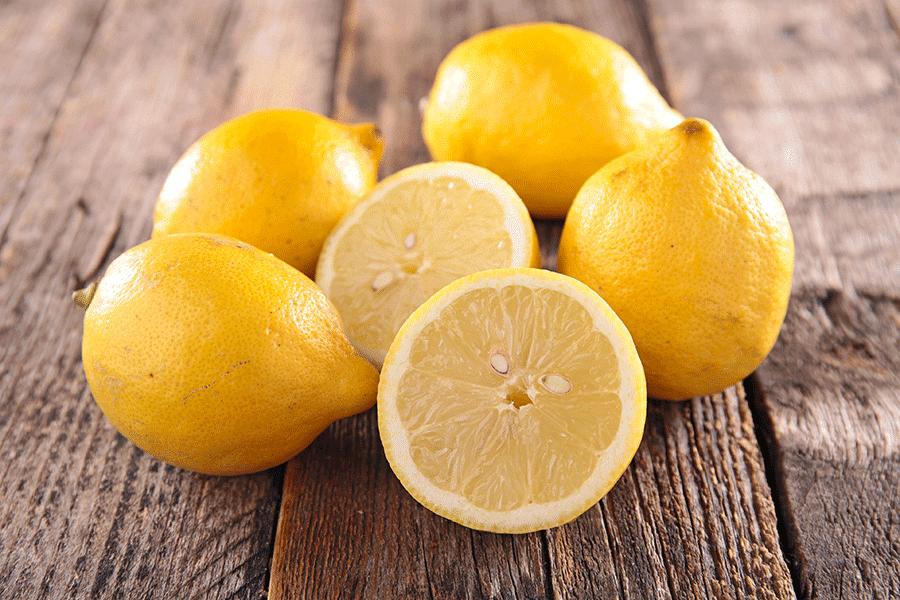 citron astuces beauté