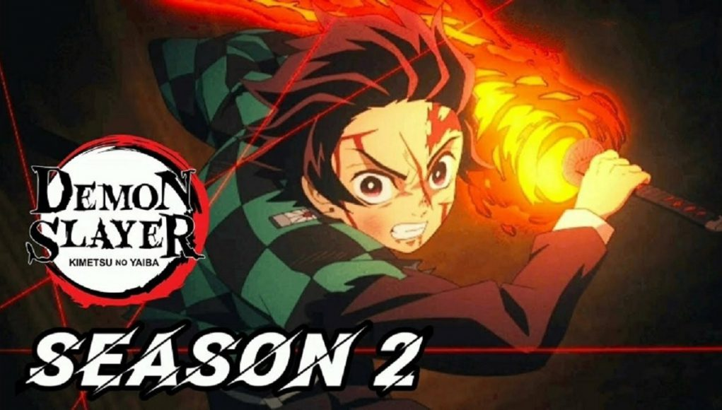 Demon Slayer saison 2 date sortie