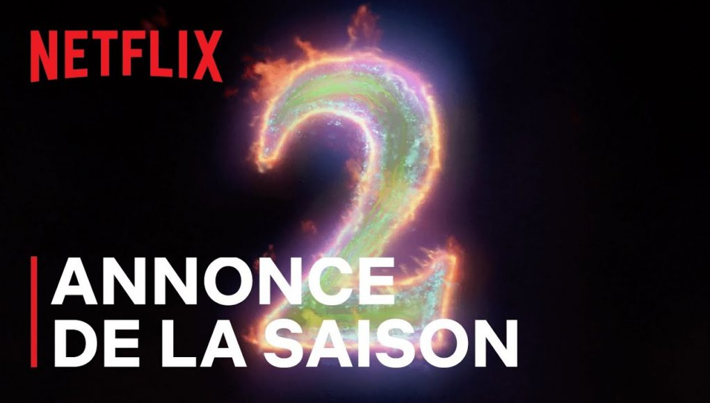 Destin Saga winx saison 2 Netflix