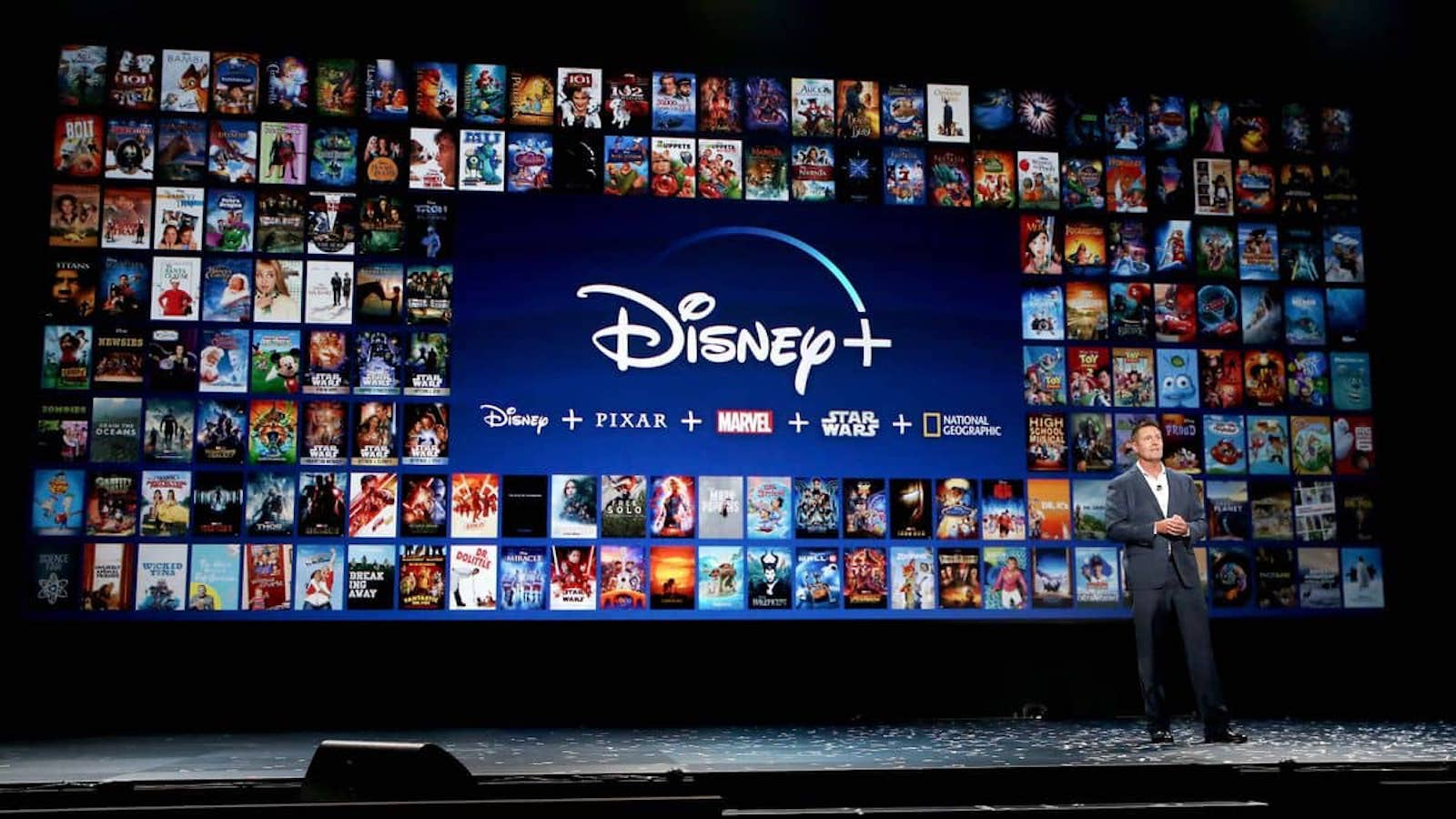 Disney + 100 millions abonnées
