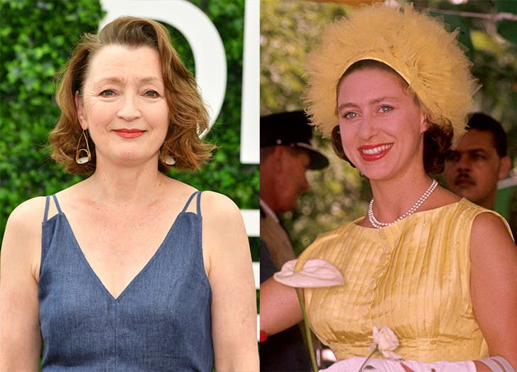 Lesley Manville jouera la princesse Margaret