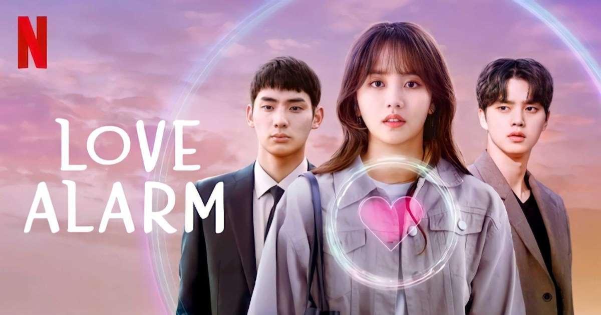 Love Alarm série Netflix