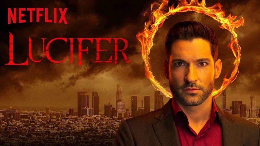 Lucifer série Netflix