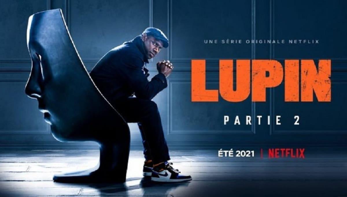Lupin saison 1 partie 2 date de sortie