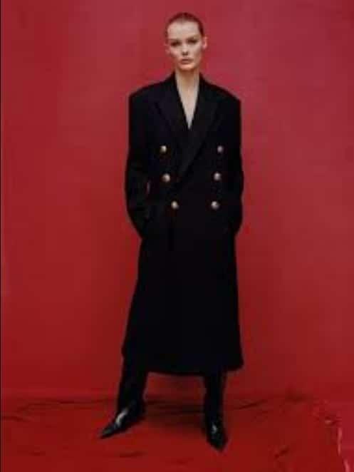 manteau Zara petit prix