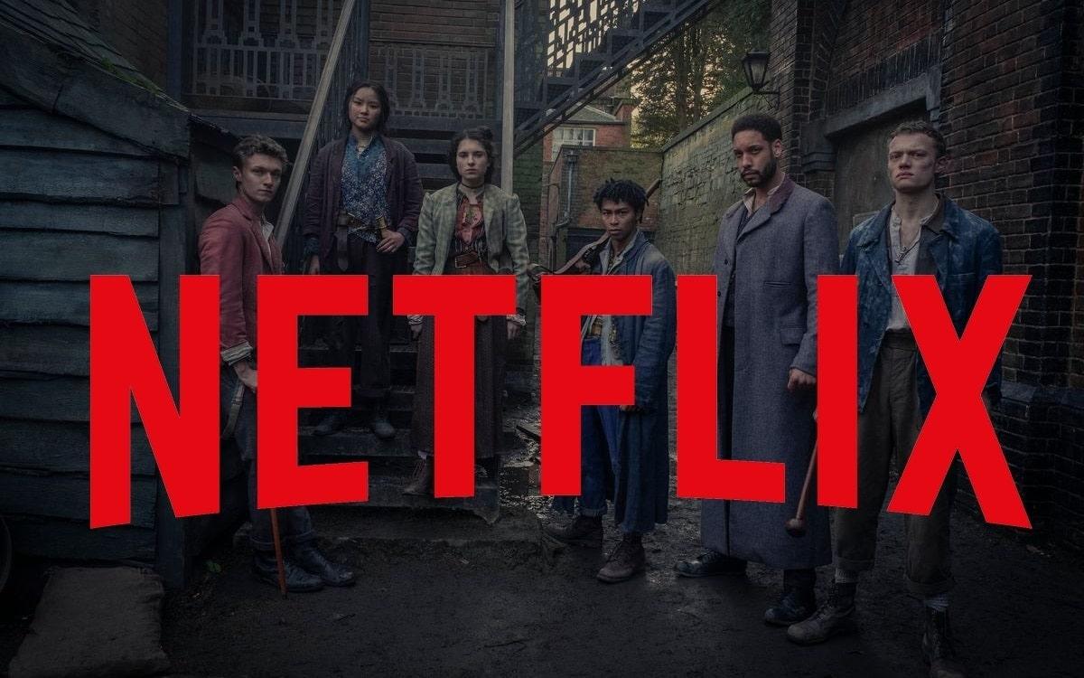 Netflix nouveautés mars 2021