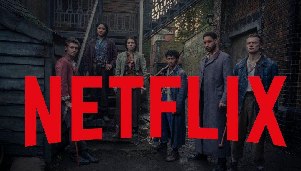 Nouveauté Netflix pour Mars 2021