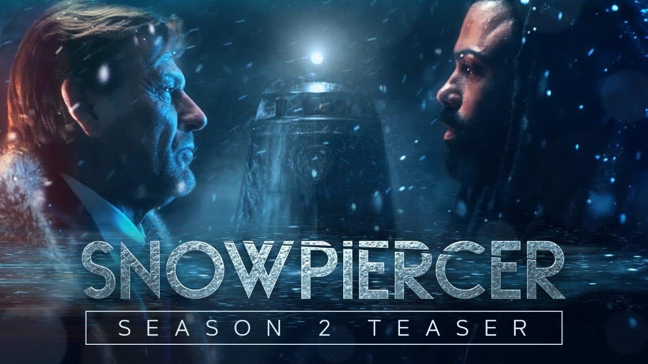 Snowpiercer saison 2 sur Netflix