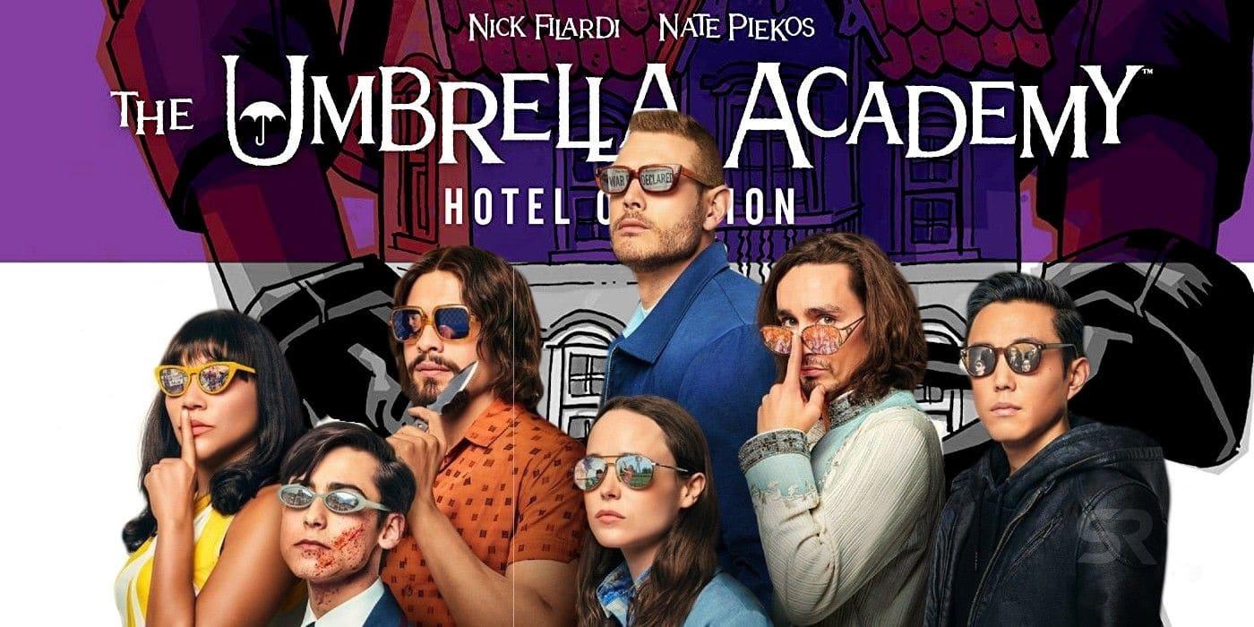 Umbrella Academy saison 3 date sortie