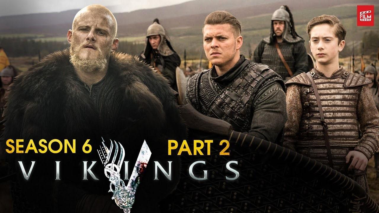 Vikings saison 6 partie 2 fin