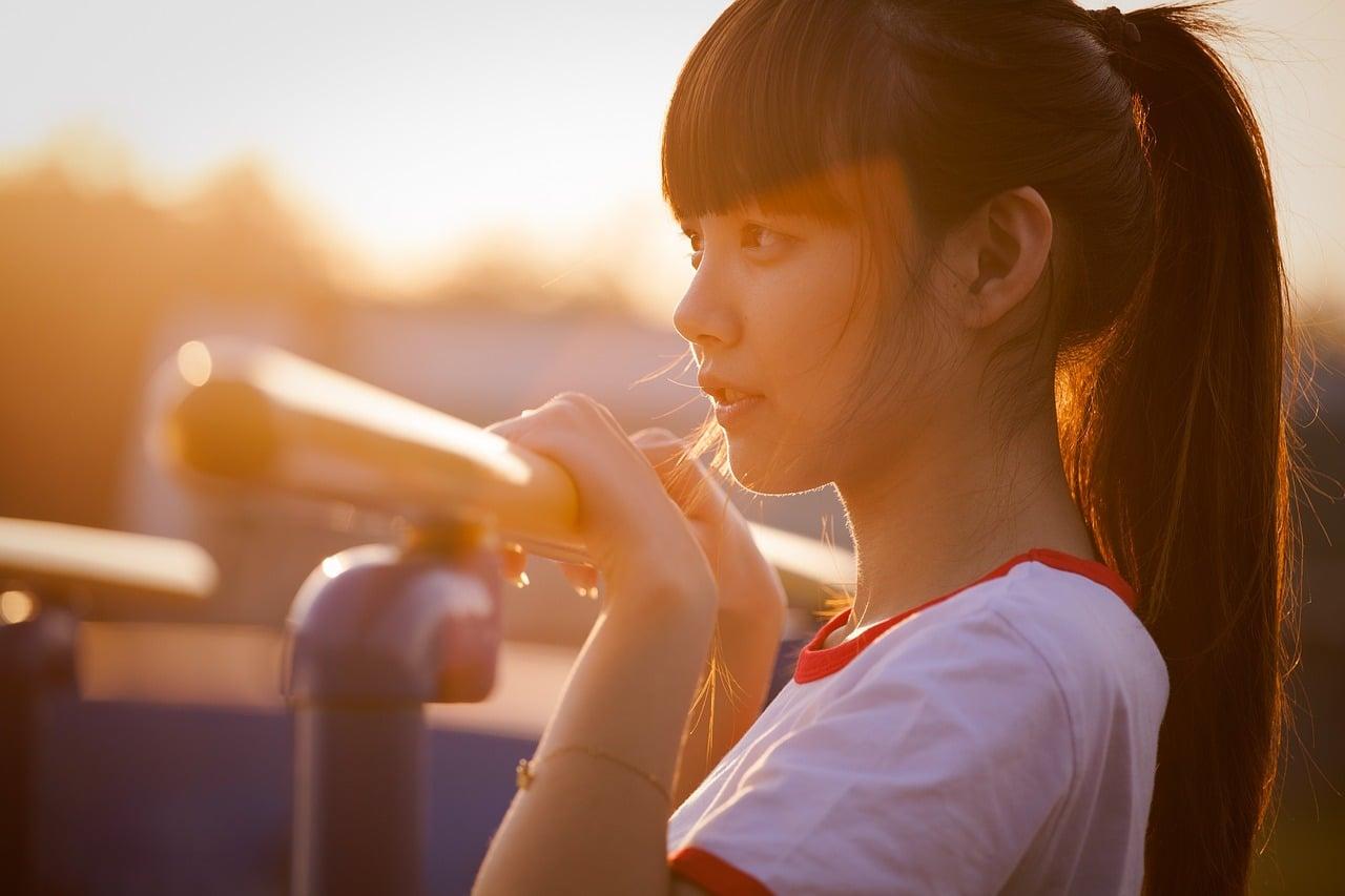 beauté des femmes asiatiques