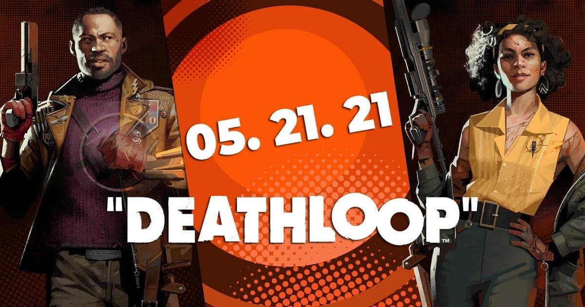jeux vidéo attendu 2021 Deathloop
