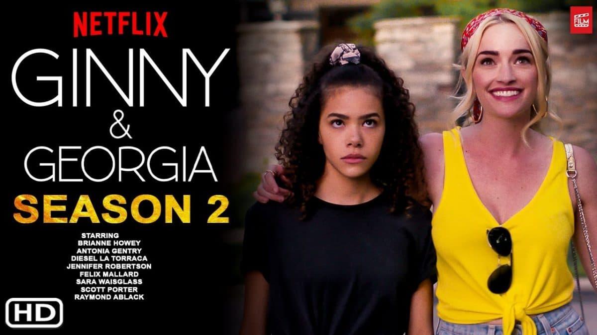 Ginny & Georgia saison 2