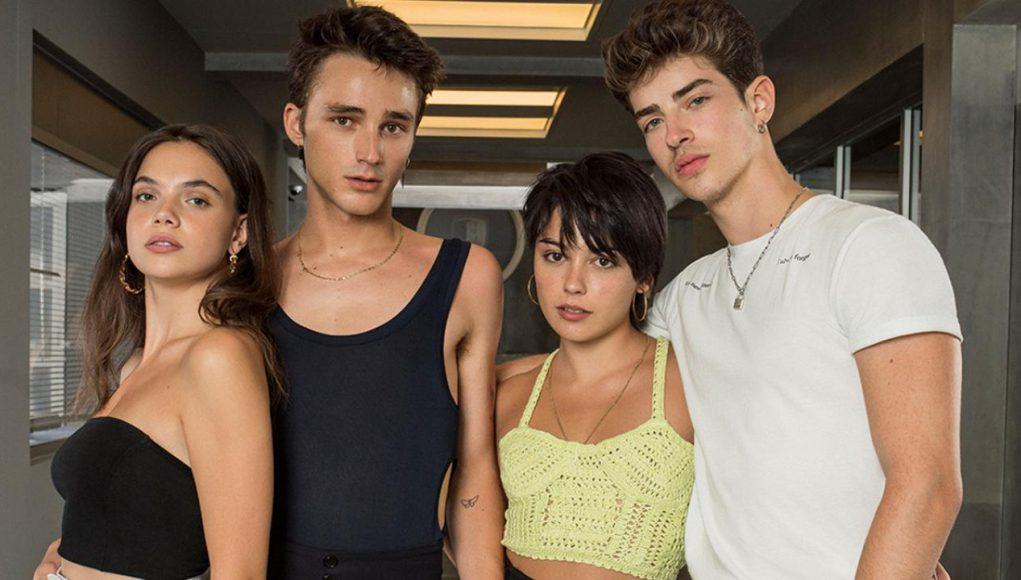 photos des nouveaux acteurs de la sérieElite saison 4