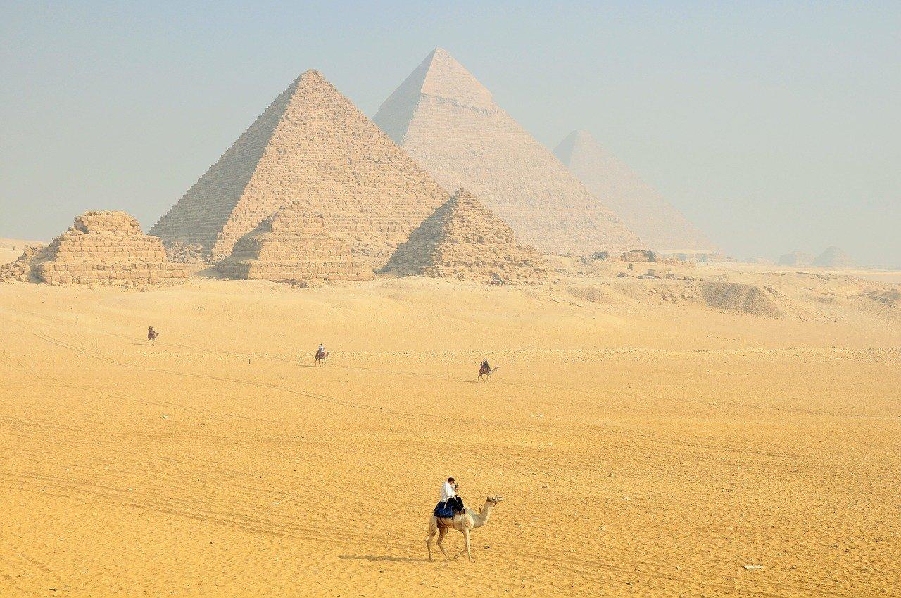 informations pour voyage en Egypte