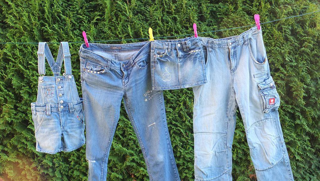laver son jeans