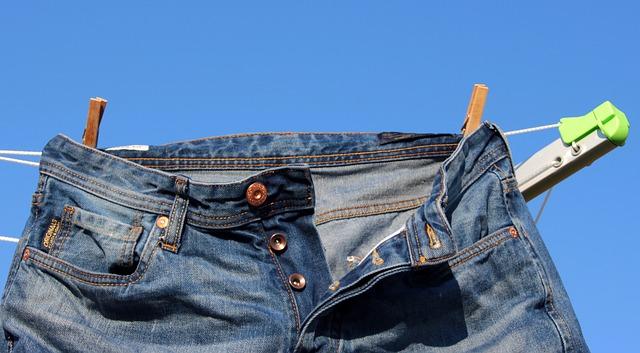 laver un jean