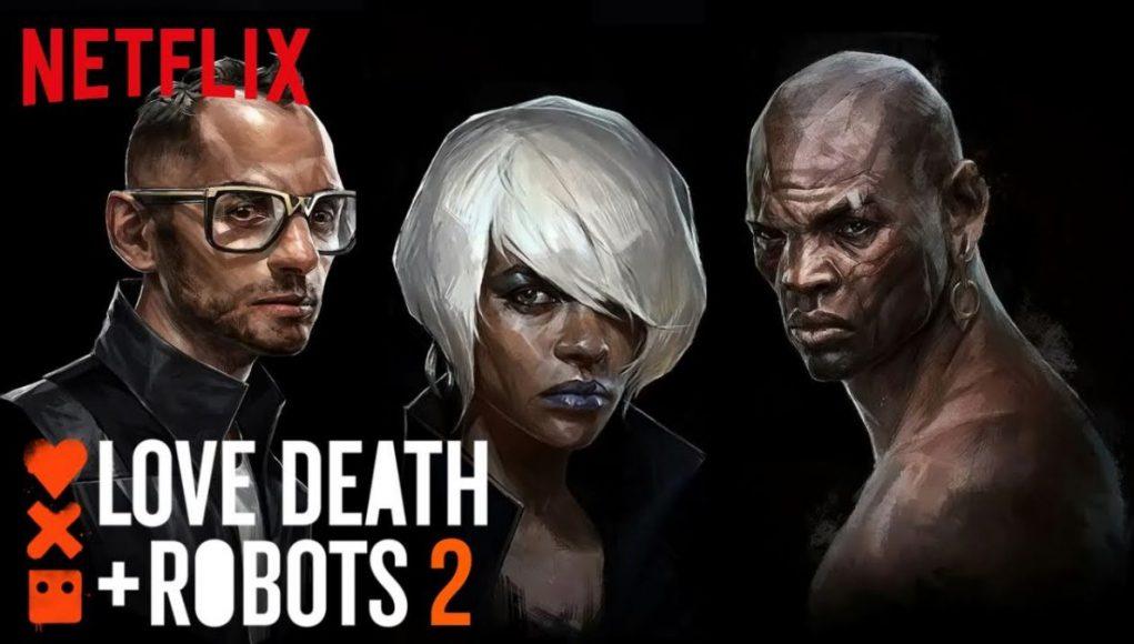 Love, Death and Robots saison 2 date de sortie